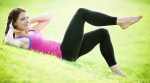 pilates vadba s tanjo