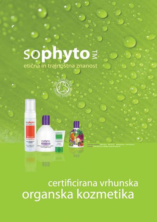 Pilates Tanergija - Sophyto vrhunska kozmetika