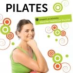 Pilates vadba za začetnike slika
